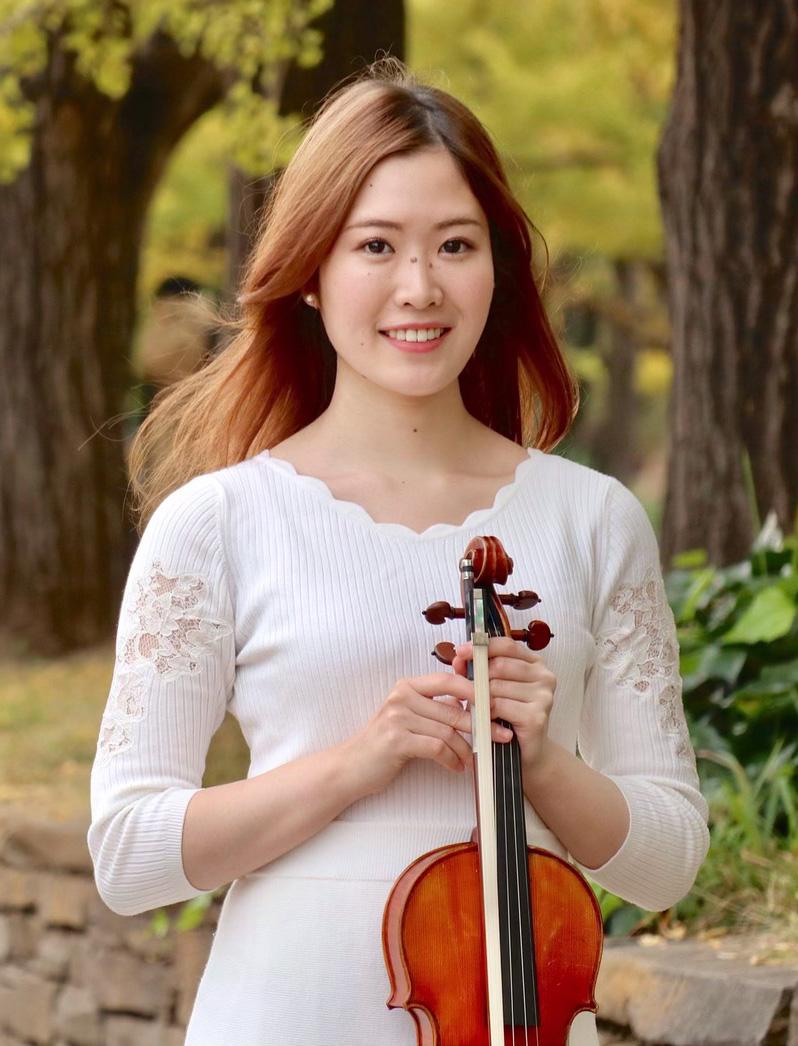小谷ヴァイオリン教室講師 小谷 泉の写真